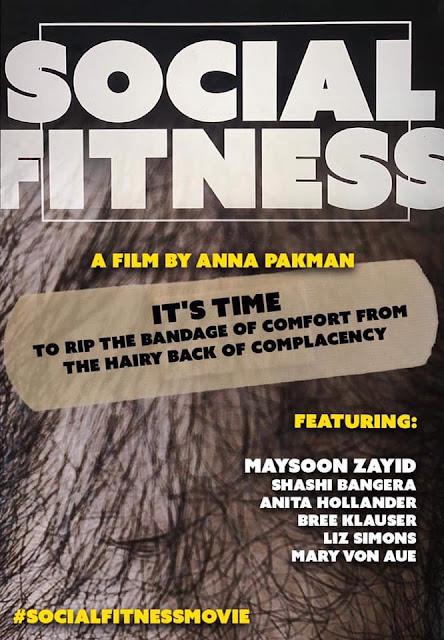 Social Fitness Movie Poster