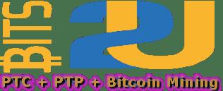 BITS2U es una BTC de minado en red
