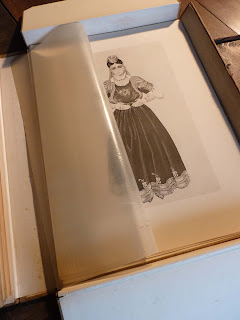 Besancenot Costumes et types du Maroc