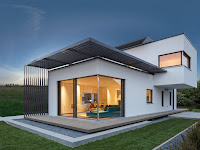 Moderner Baustil Einfamilienhaus