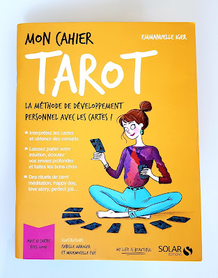 Livre jaune Mon Cahier tarot