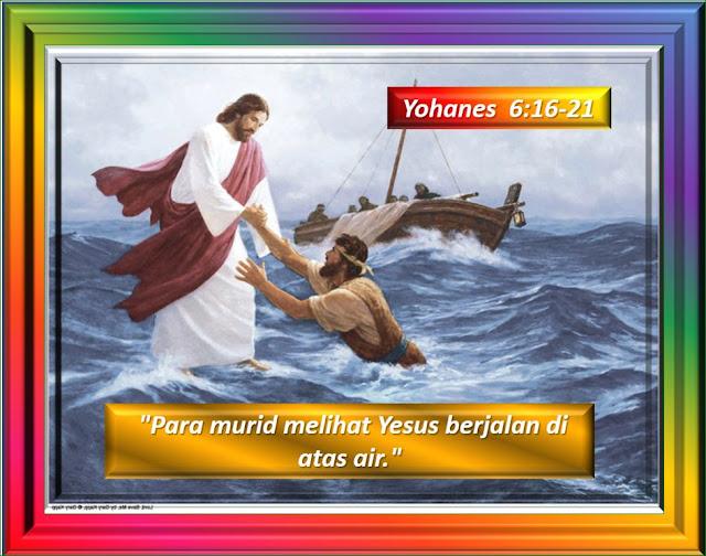 Yohanes 6:16-21