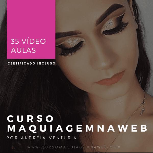 curso online, maquiagem, beleza, dicas de maquiagem, andreia venturini