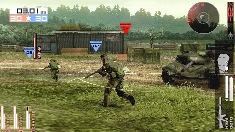 Metal Gear Solid Peace Walker PSP Android
