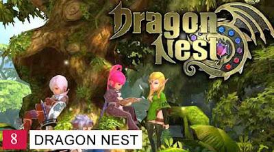 Dragon Nest Mobile game terbaik di Indonesia