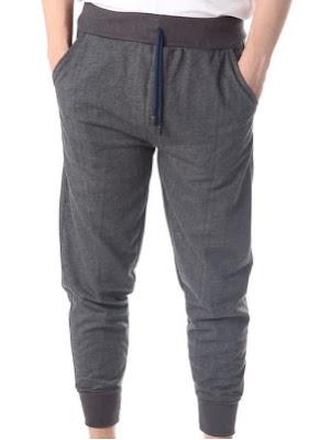 Jenis celana pria kekinian_jogger pants
