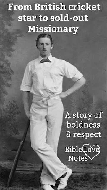 Known for his reckless abandon on the mission field C.T. Studd had a rare and godly respect for his mother.