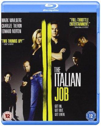 The Italian Job 2003 Dual Audio BluRay Download