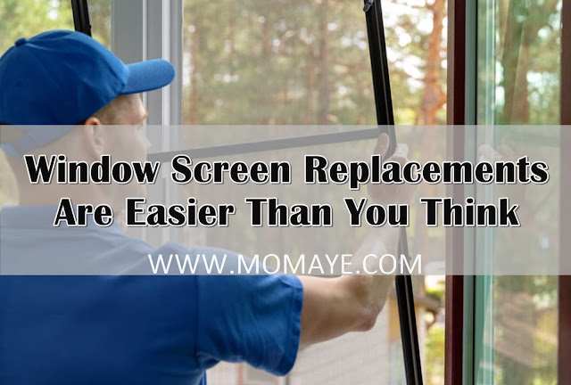 home, home and living,home renovation,home beautification,windows screen, changing windows screen