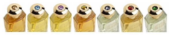7 familles de parfum de Maître Parfumeur et Gantier