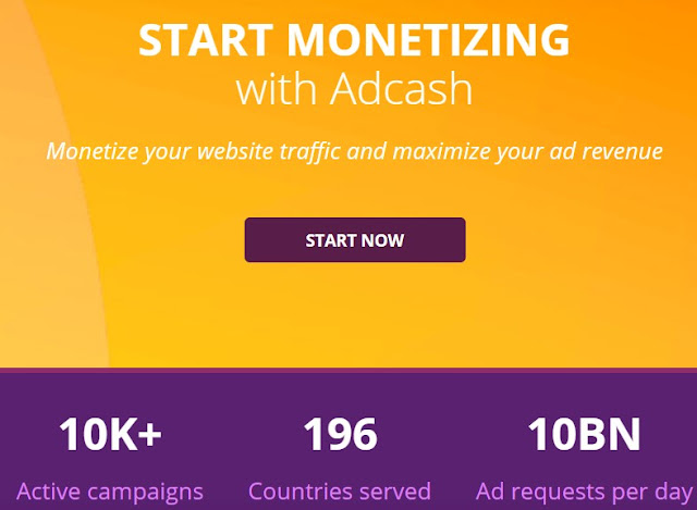 Adsterra Review - CPA Targetted, CPM, CPC ad network