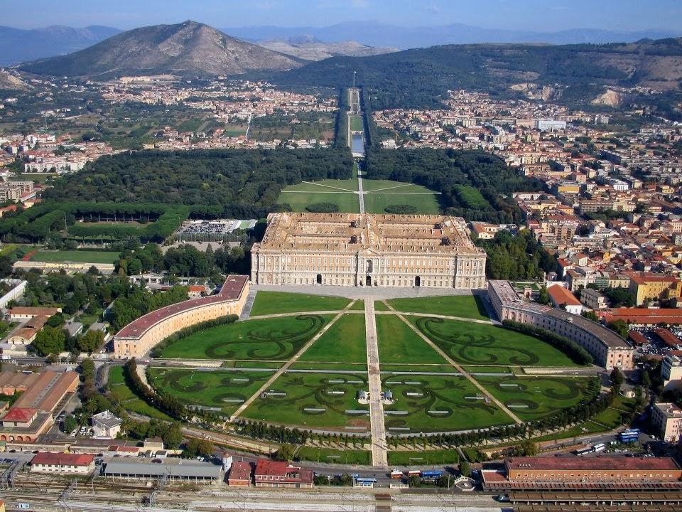 Parlando d'Italia: De Caserta veio uma Imperatriz para o Brasil