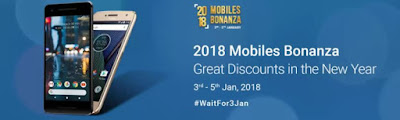Flipkart Mobile 2018 New year Sale
