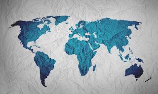 Manfaat Peta Topografi dalam Geografi