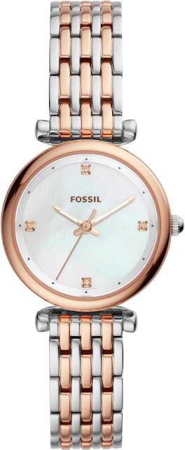 Fossil ES4431 Carlie Analog Watch