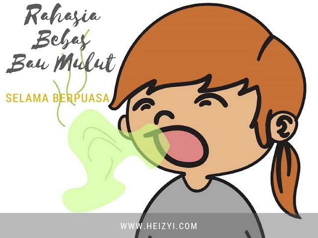 Penyebab dan Tips Mencegah Bau Mulut Saat Puasa