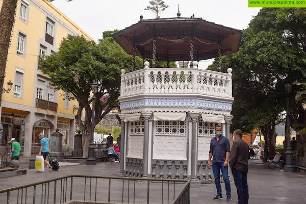 Santa Cruz de La Palma saca a licitación la gestión del quiosco de La Alameda