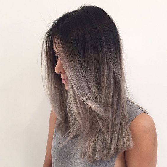 Medium hairstyles 61 fun styles to make medium hair fun again pastel ombre hairstyles blunt medium length hair cuts urmus Choice Image