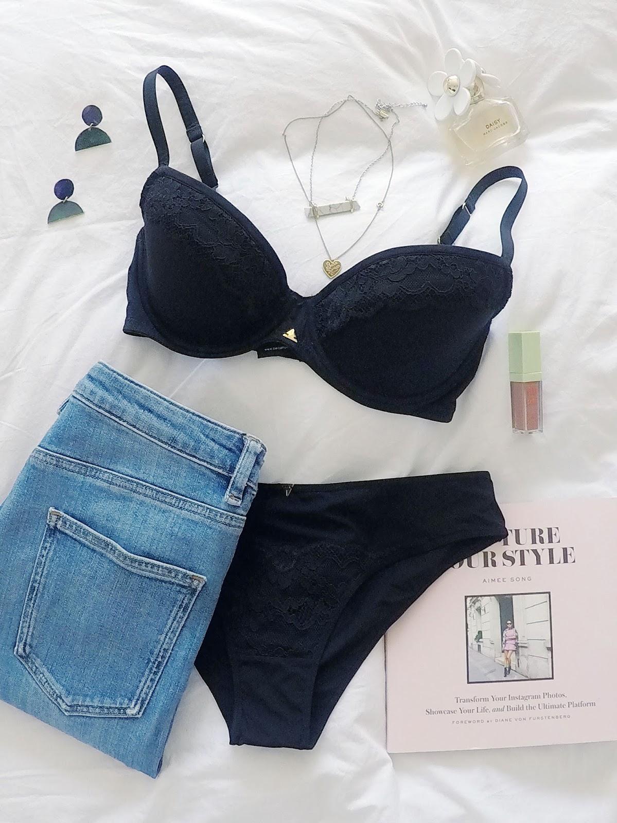 Beija London black underwear