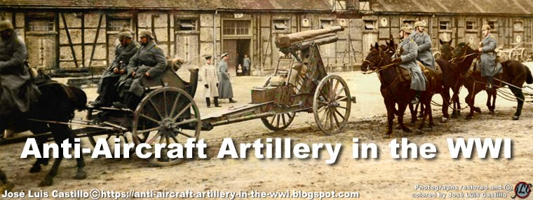 Anti-Aircraft Artillery in the WWI