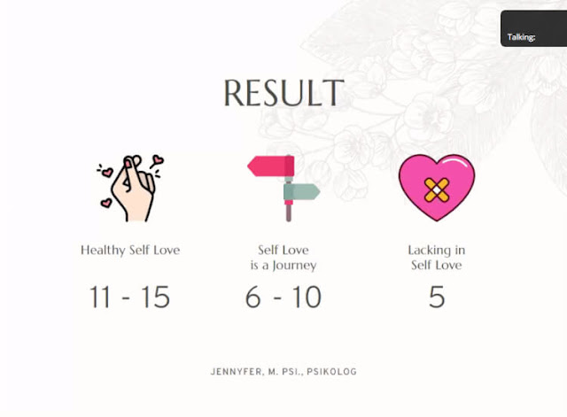 healthy self love