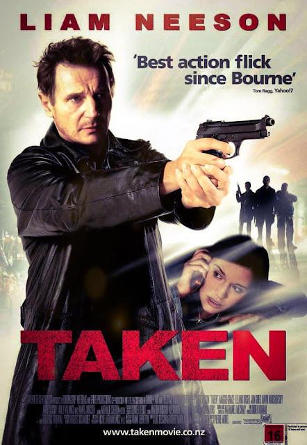 فيلم Taken 2008 مترجم