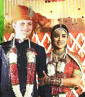Shriya Saran Marriage photo