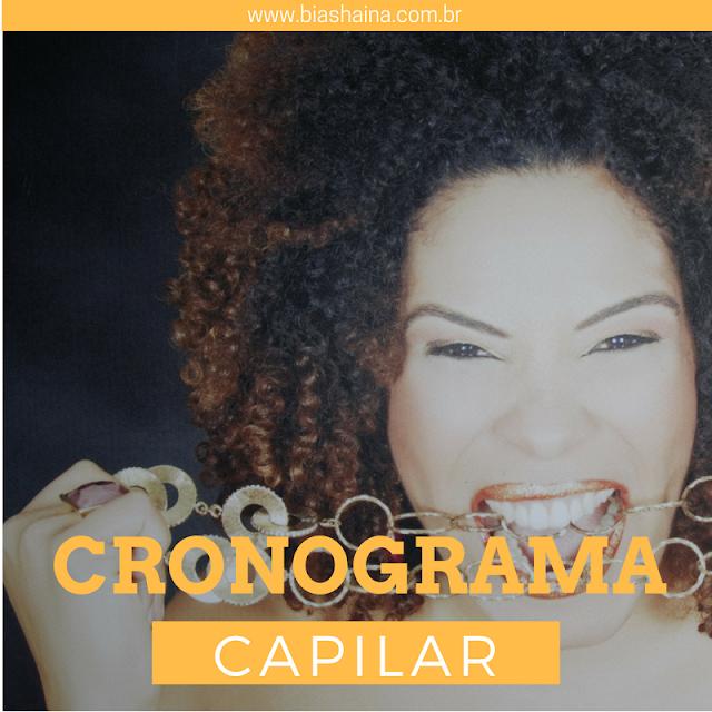 Cronograma Capilar - Série Cuidados com o cabelo, beleza, dicas de beleza