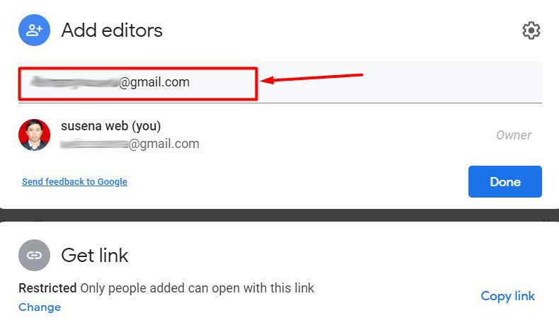 Cara Memindahkan Copy Soal Google Form Ke Akun Teman Bli Komang