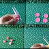 Cara Membuat Bunga Indah Dari Kain Flanel