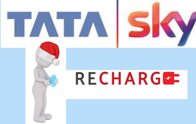 tatasky recharge with tatasky mobile app