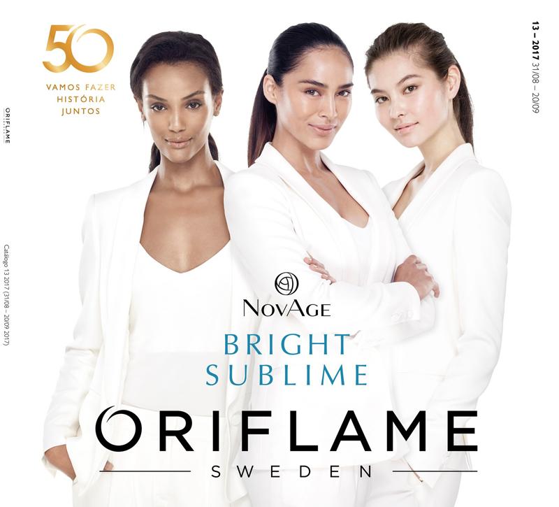 Catálogo 13 de 2017 da Oriflame