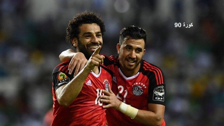 تشكيل المنتخب المصري لمباراته اليوم امام زيمبابواي في مباراة الافتتاح واجيري يفاجئ بالتشكيل