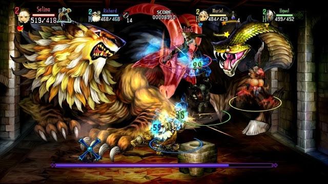 الكشف عن حزمة جديدة من الصور للعبة Dragon's Crown Pro