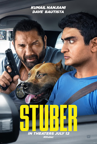 Stuber (BRRip 720p Dual Latino / Ingles) (2019)