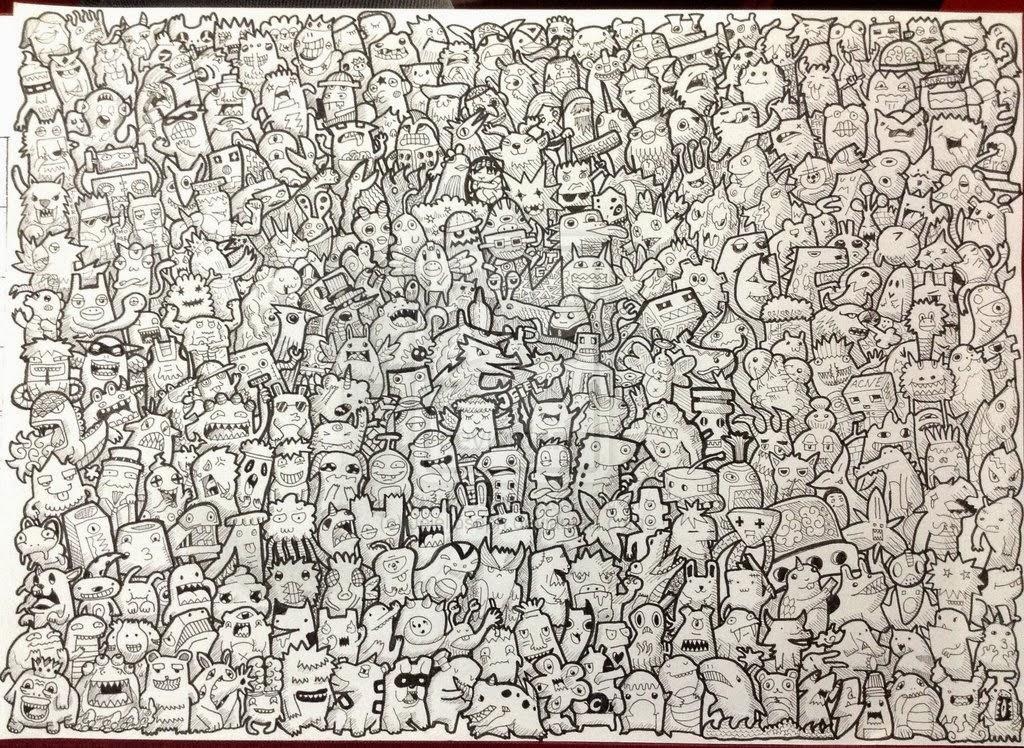 Doodle Art  Syarifatul Adibah