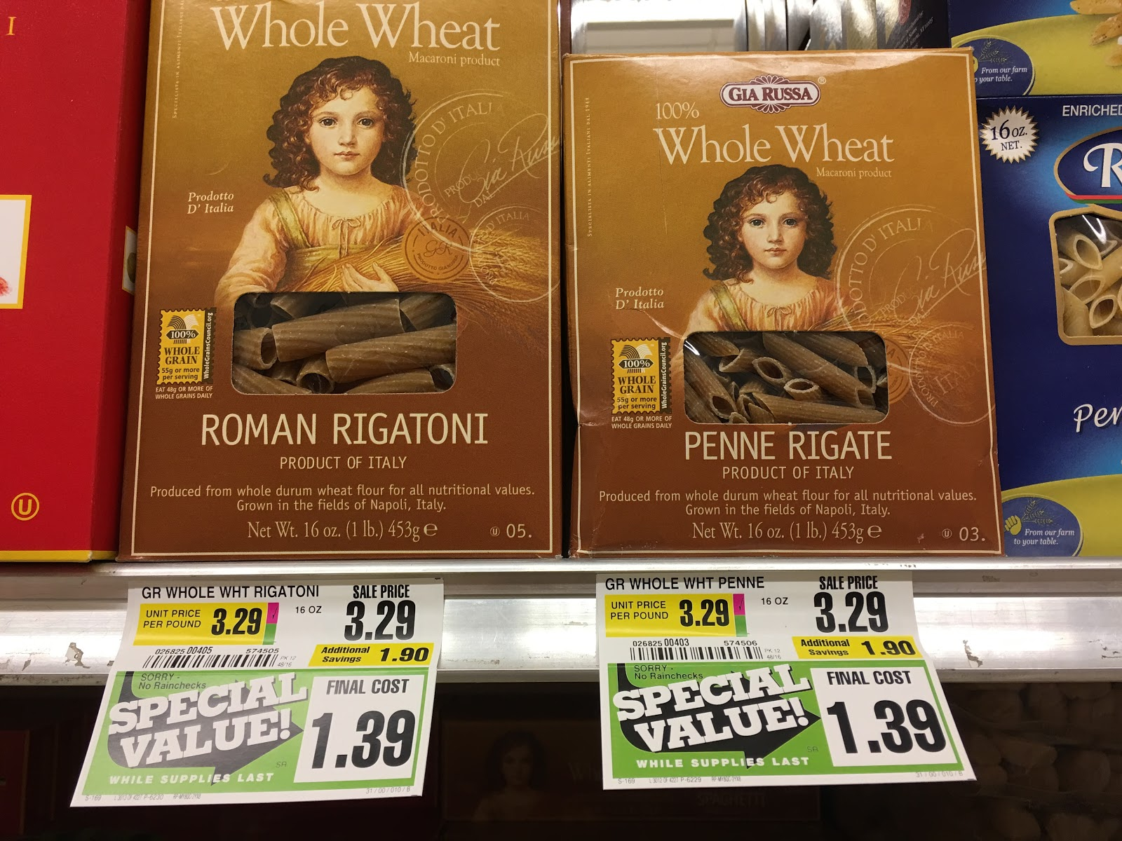 Do You Really Know What You're Eating?: At ShopRite