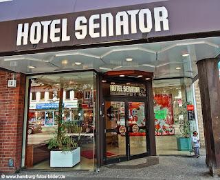 Hotel Senator Hamburg, Hotel Hamburg Zentrum