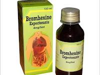 Bromhexine - Kegunaan, Dosis, Efek Samping