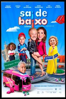 Download Sai de Baixo - O Filme Nacional via torrent