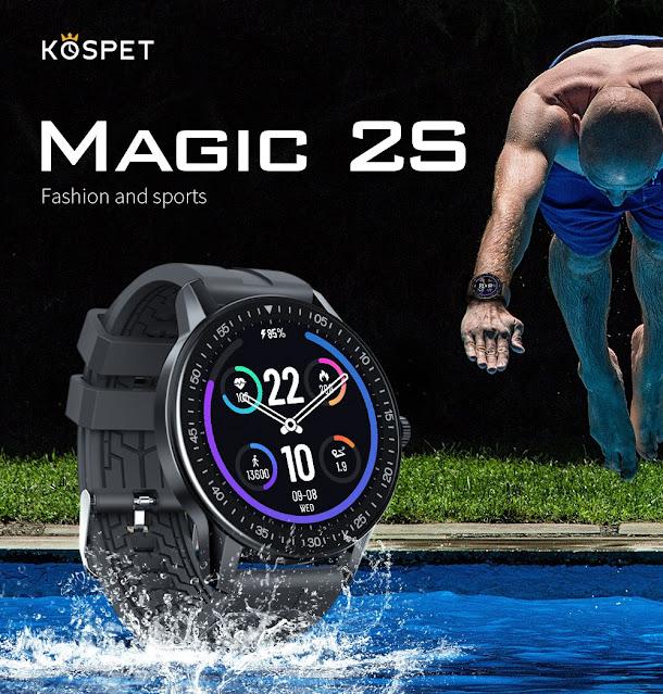 Kospet Magic 2S - Por vezes não é preciso gastar muito