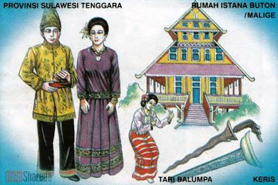 Provinsi Sulawesi Tenggara SULTRA