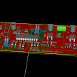 PCB - 3 Channel PWM LED Driver