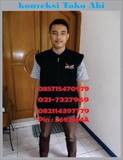 Konveksi Rompi Murah Tangerang Karawaci, Cimone, Ciledug, Cipondoh, Batu Ceper Tangerang