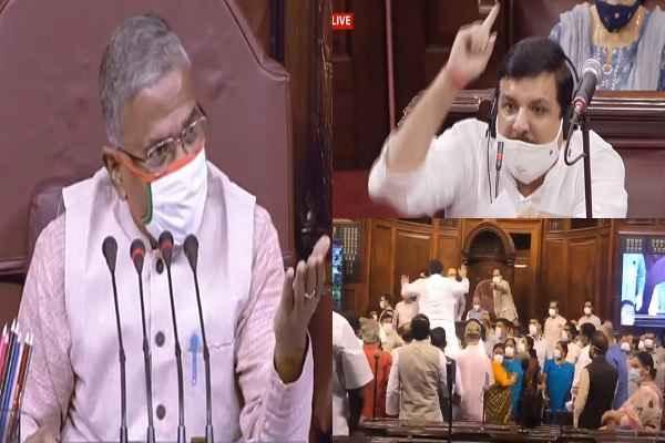 aap-mp-sanjay-singh-tmc-mp-derek-o-brien-suspended-rajya-sabha