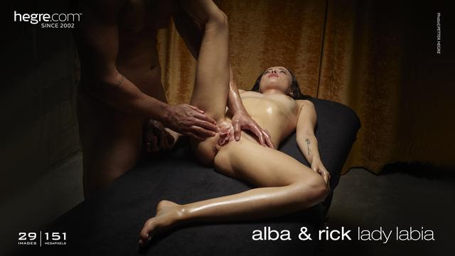 [Art] Alba and Rick - Lady Labia 920610