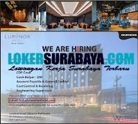 We Are Hiring at Luminor Hotel Sidoarjo - Pahlawan Agustus 2020