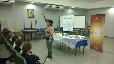 Ichoalay, Visitas 2015, Chaco, Escuelas