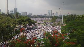#AksiBelaPalestina1712; Palestina Merdeka, Indonesia Jaya