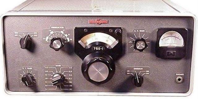 Ricevitore Collins 75S-1 - Recupero , analisi ed aggiornamento di un famoso RX